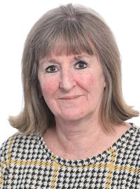 Councillor Sue Woolley