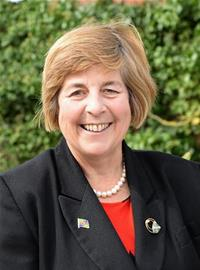 Councillor Rosemary H Woolley